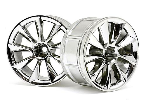 Lp32 Wheel Atg Rs8 Chrome (2pcs)