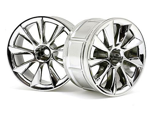 Lp32 Wheel Atg Rs8 Chrome (2pcs) ** CLEARANCE **