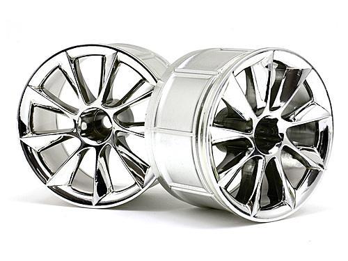 Lp35 Wheel Atg Rs8 Chrome (2pcs)