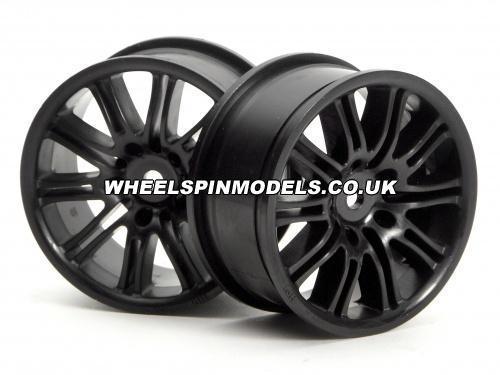 M/Sport Wheel (26mm Black)