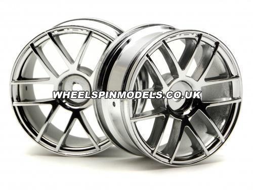 Split 6 Wheel (26mm Chrome)
