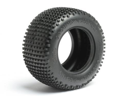Ground Assault Tyre - S Compound - Pair