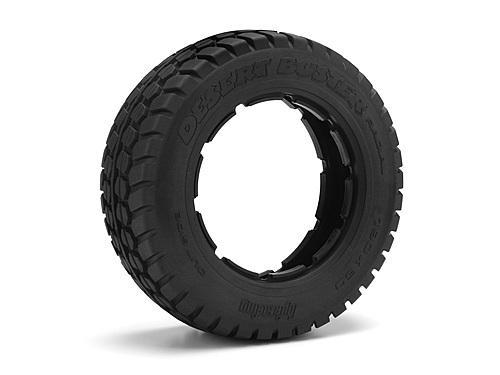 Desert Buster Radial Tire HD Comp 190x60mm (2Pcs)