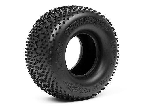 HPI Terra Pin Tyres - Savage XL Standard Fit (With Foams) - Pair
