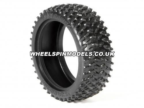 Rally Tyre M Compound 26mm (pair)