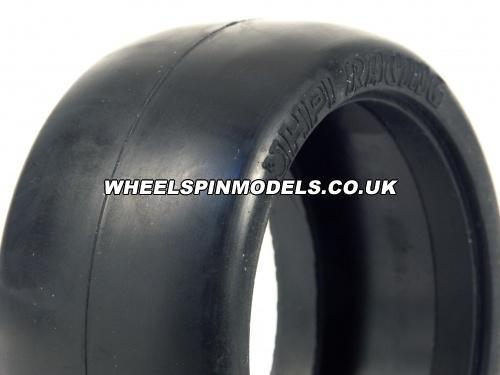 HPI Racing Slick Tyre M Compound (57x35mm/2.2) - Fits HPI WR8 - 1 Pair