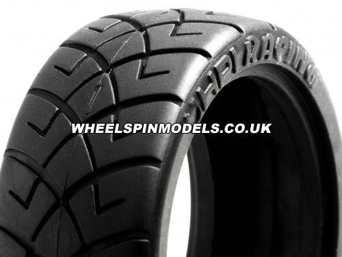 X Pattern Radial Tyre (26mm) (D Compound)