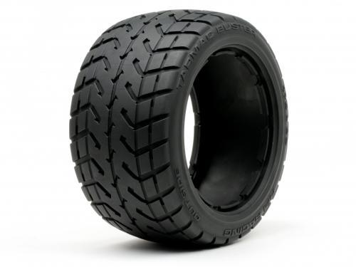 HPI Tarmac Buster Rear Tyre - fits HPI Baja 5B - Pair