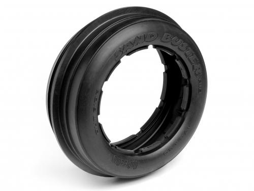 HPI Sand Buster Paddle Front Tyre - fits HPI Baja 5B - Pair