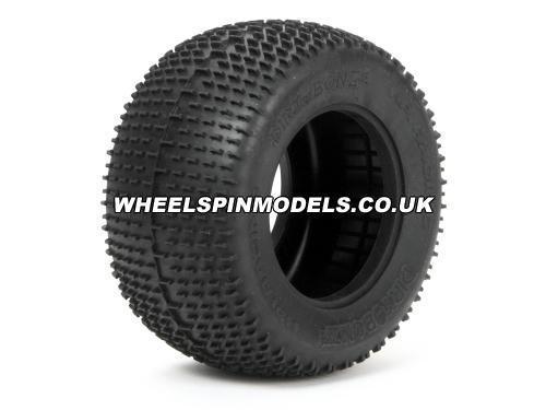 Dirt Bonz Tyre S Compound 57x 50mm 2.2inch 2Pc Inc Foam MT/Rush