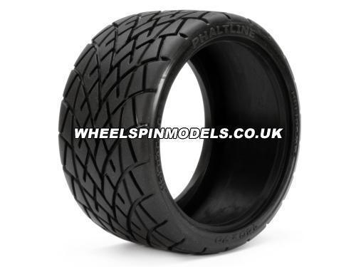 Phaltline Tyres 7 inch 2 Pcs Savage