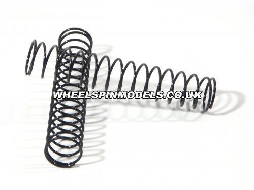 HPI MT-2 Rear Spring - Black / Medium - Pair