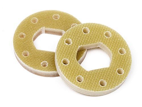 Brake Disk Rotor (2Pcs) D8