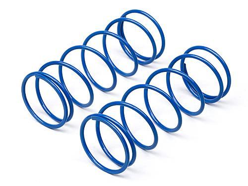 Big Bore Shock Spring (Blue, 60mm, 89Gf, 2 Pcs)