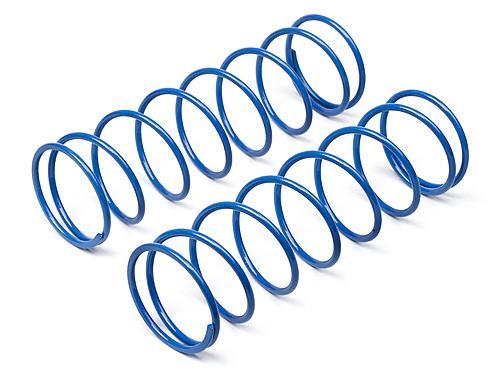 Big Bore Shock Spring (Blue, 76mm, 63Gf, 2 Pcs)