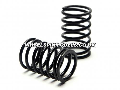 Shock Spring Std Sprint 2 13x25x1.7 7 Coils 375g/mm
