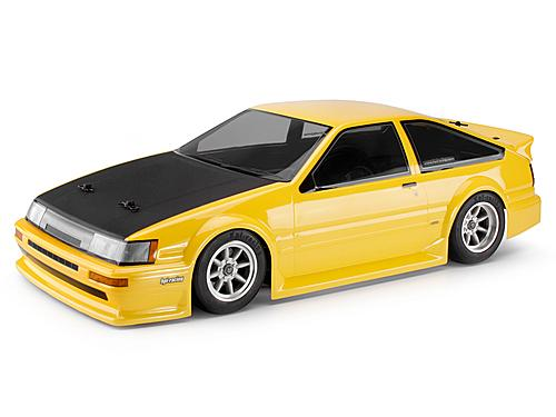HPI EU Stage-D Levin AE86 Bodykit (Fits HPI-17214)