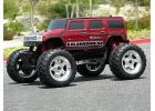 Hummer H2 Clear Body E-Savage