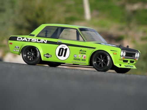 Datsun 510 True Ten TC Body (WB225mm,Offset Fr 0mm/Rr 3mm)