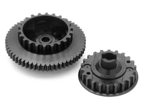 HPI Spur Gear Set (Micro Rs4)