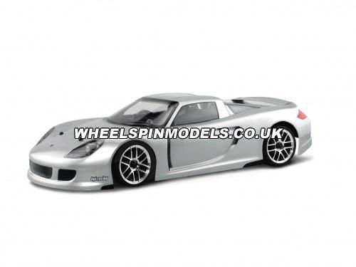 Porsche Carrera GT 200mm Clear Bodyshell