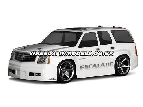 HPI Cadillac Escalade Clear 200mm Bodyshell  ** CLEARANCE **