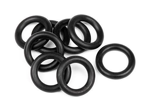 O-Ring 7x11x2.0mm (Black/8Pcs)