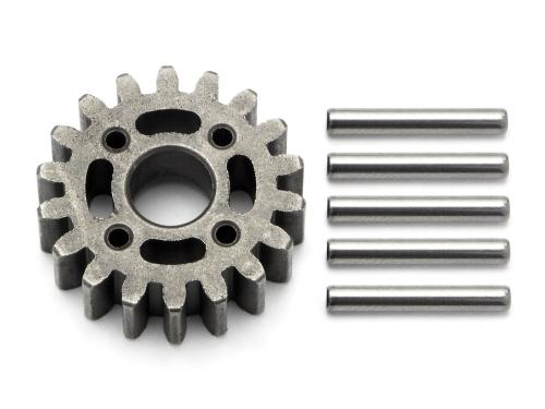 Pinion Gear 18 Tooth for 87218/20 Savage 3 Speed
