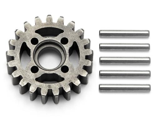 Pinion Gear 21 Tooth For 87218/20 Savage 3 Speed