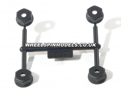 Shock Cap Set (4 Shocks) Spare Parts for A715/A716