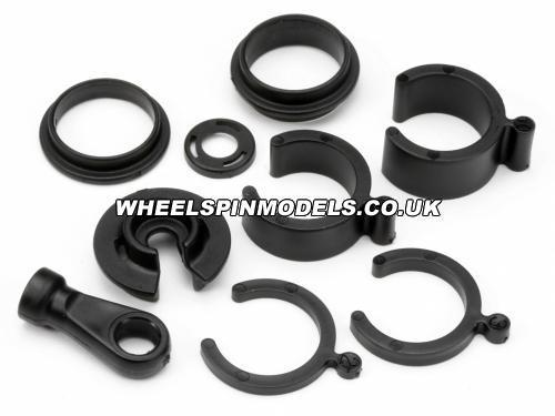 Shock Spacer Parts Set Hellfire