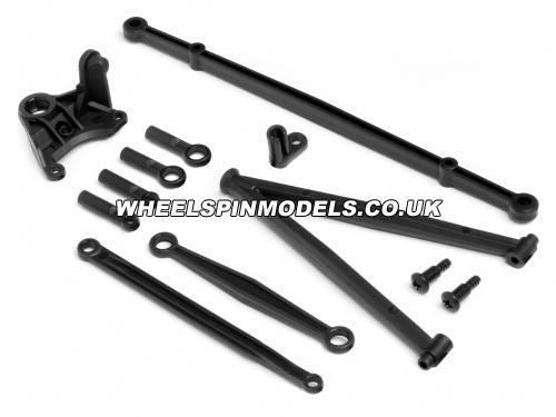 Suspension Rod Set - Wheely King