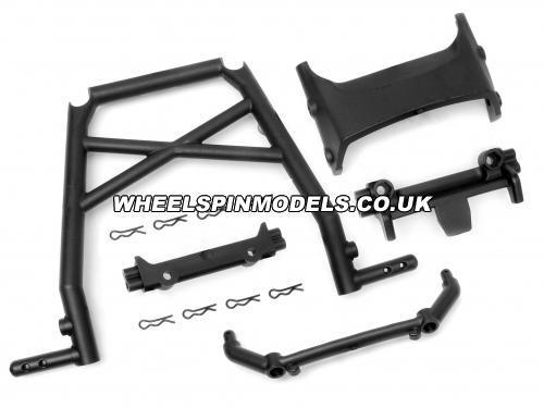 Center Roll Bar Set (Baja)