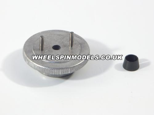 Flywheel (with Collet and Pins)