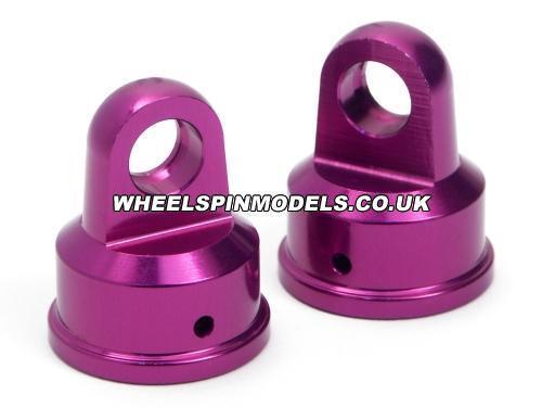 Shock Cap (Purple/2Pcs) Spare Part for A712