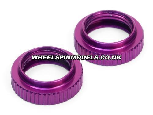 Shock Nut Adjuster with O-Ring 2 Sets Spare Parts for A712