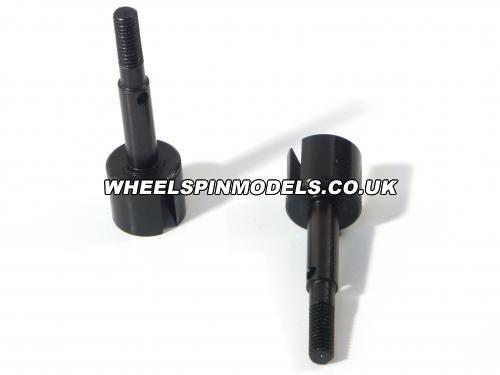 Axle 5x41x7mm (2Pcs) MT2 Rear (Not MT1)