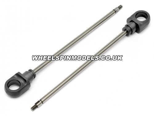 Shock Shaft 4x115mm (2Pcs) (Baja) ** CLEARANCE **