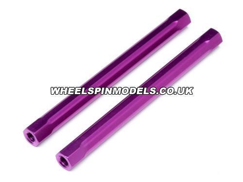 Joint 7x82mm (Purple/2Pcs) (Baja)