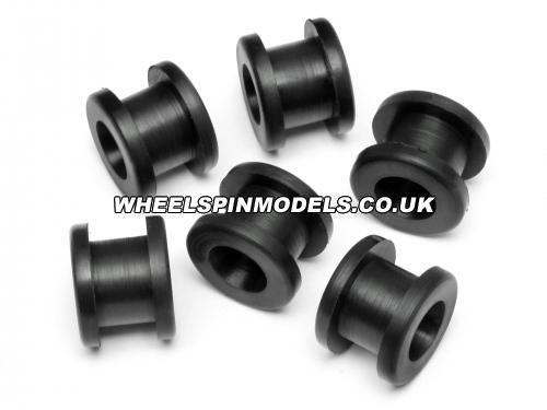 Rubber Bushing 6x9mm (6Pcs) (Baja) ** CLEARANCE **