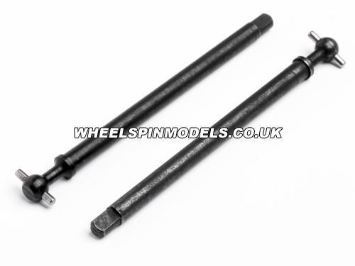 Drive Shaft6x82mm (2Pcs) - Wheely King