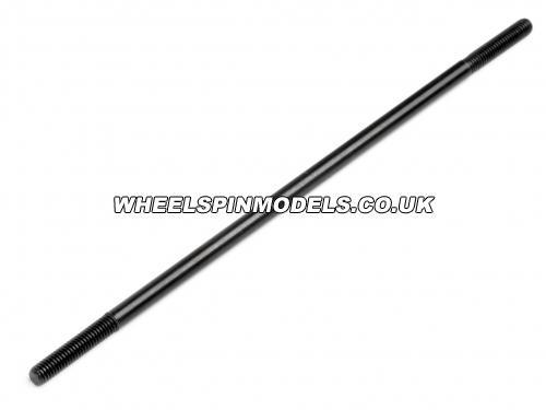Thread Shaft M3x102mm - Wheely King ** CLEARANCE **