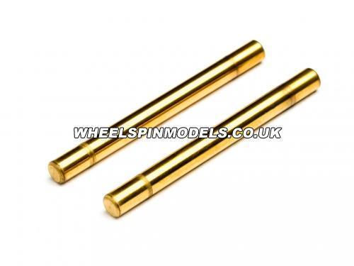 Titanium Nitride Suspension Shaft 3 x 33mm (2 Pcs.)