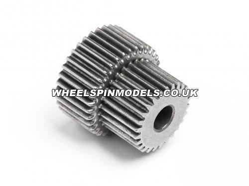 Compound Idler Gear - 26 / 35 Teeth - 48 Pitch - Sintered Metal