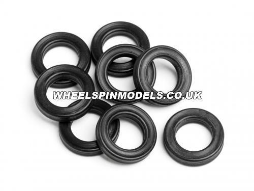 X-Ring 1.8 x 5mm (8Pcs)
