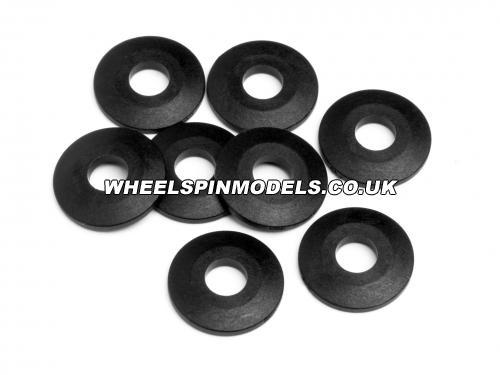 Wheel Washer 5 x 14 x 2mm (8Pcs)