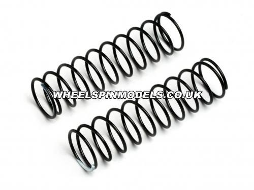 Shock Spring 13 x 57 x 1.1mm 11 Coils (3.3 lb -White)