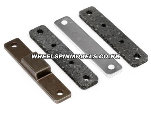 Brake Pad Set (Baja)