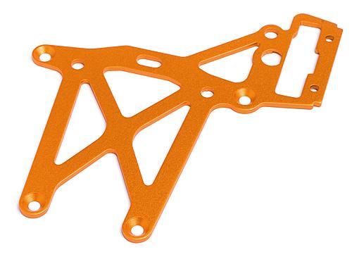 Rear Upper Plate - Orange - HPI Baja