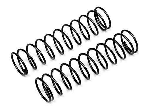 Shock Spring 13x65x1.2mm, 10 Coils, Black 64Gf, 2Pcs)
